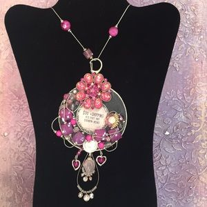 Jewelry - Photo frame necklace or ornament